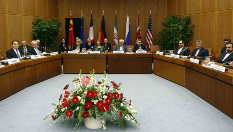 Iran's missiles stymie start of talks