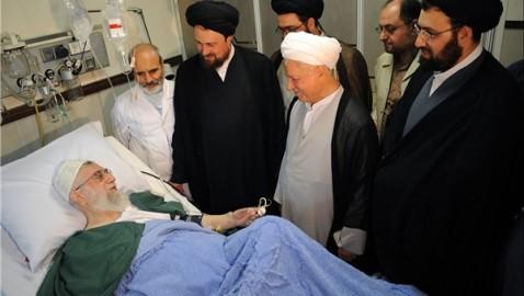 Khamenehi undergoes prostate surgery
