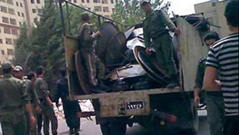 Tehrani killed by dish collectors