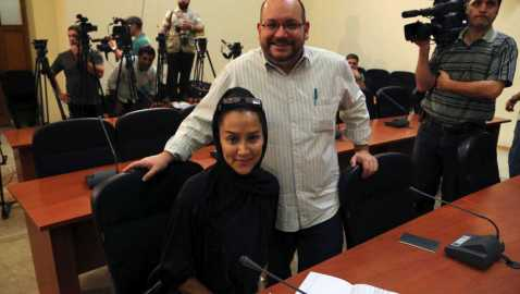 Rezaian's wife is released on bail