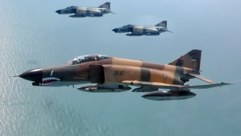 Iran, Iraq both deny Iran Phantoms bomb in Iraq