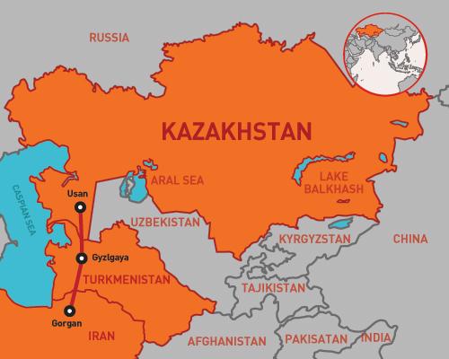 переписке Чермен карта жд туркмении и ирана расчетных