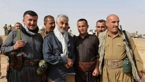 UN asks why Iraq allows sanctioned Soleimani in
