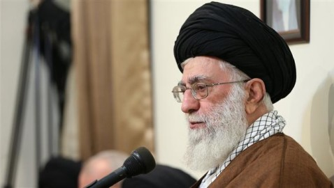 Khamenehi flays Saudis harshly