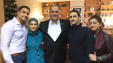 Iran & US exchange jailed Iranian-Americans for jailed Iranian-Americans