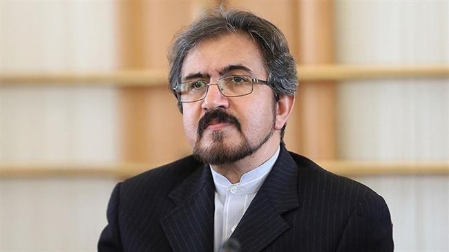 QASEMI. . . Iranian spokesman